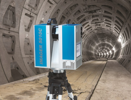 地铁隧道三维扫描检测系统